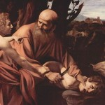 Caravaggio - Abramo